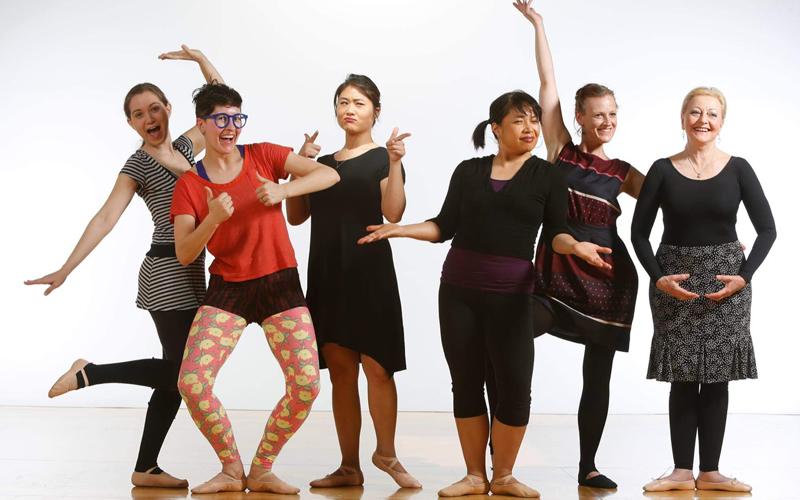 Danza classica base per adulti