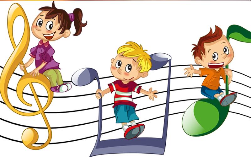 Laboratorio di Musica per bambini