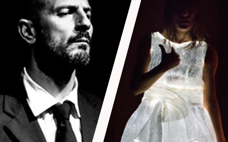 Giovanna Velardi e Giuseppe Muscarello a Viagrande Studios