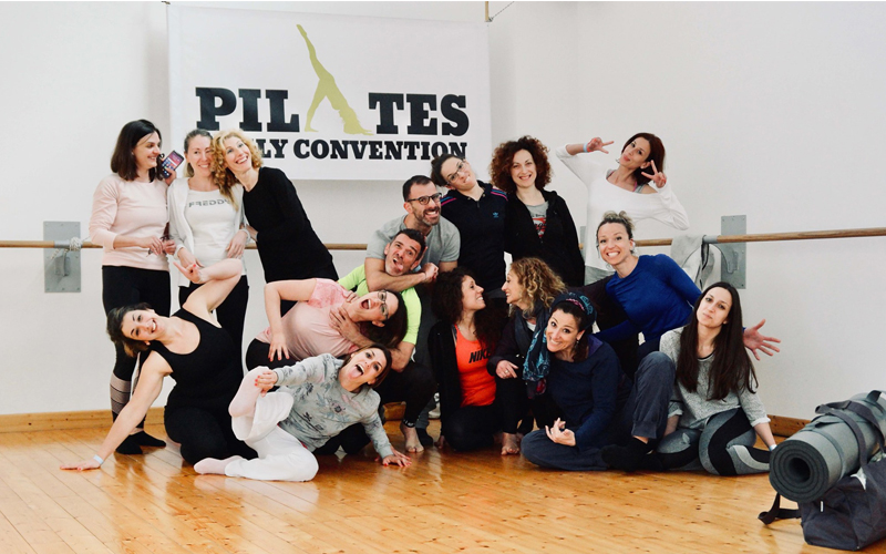 PILATES SICILY CONVENTION 2019