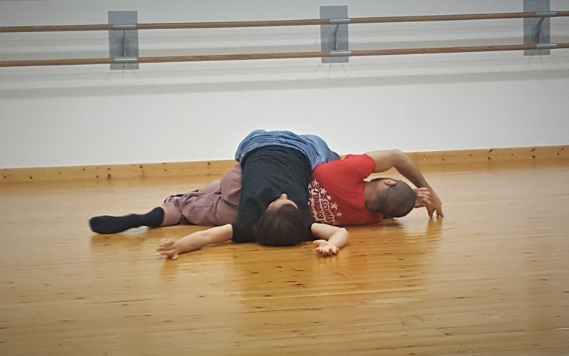 CONTACT IMPROVISATION CON VERA DE PROPRIS_ 18.01.2020