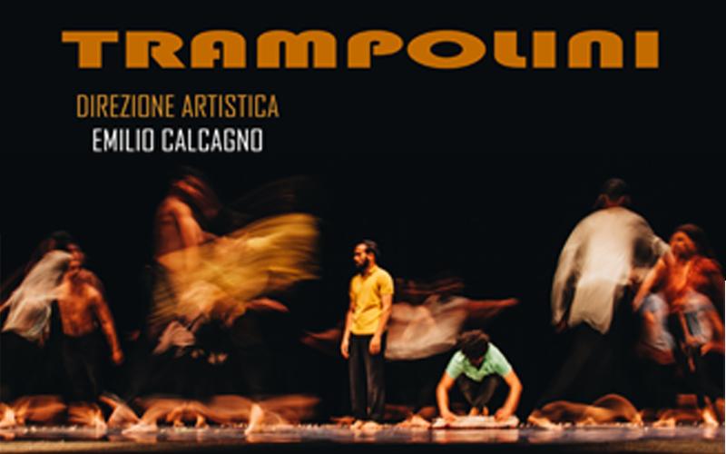 Trampolini Direzione Artistica Emilio Calcagno
