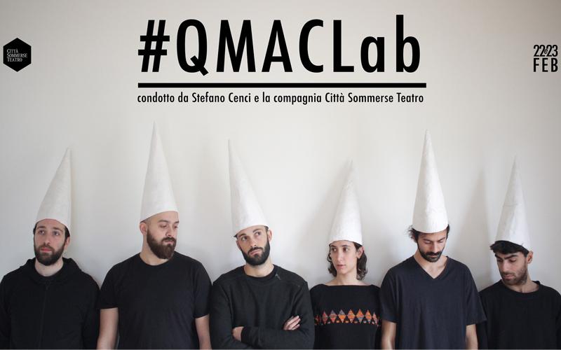 QMACLab condotto da Stefano Cenci e Città Sommerse