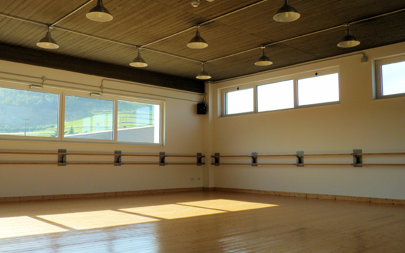 Sala Studio Beckett/4