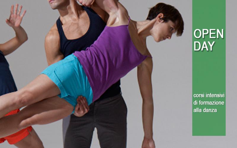 Open day corsi di formazione intensivi danza